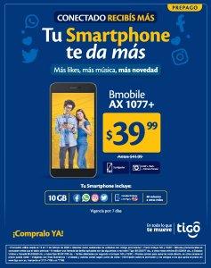 Conoce los SMARTPHONES mas baratos en El Salvador