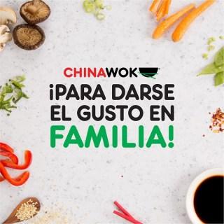 Combos familiares china wok el salvador abil 2020