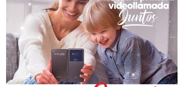 Celulares LG en ofertas OMNISPORT dia de las madres 2020