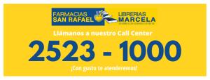 Ofertas Farmacias San Rafael servicio a Domicilio