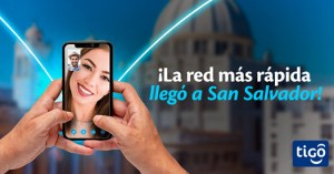 Red LTE 4.5G disponible en El Salvador