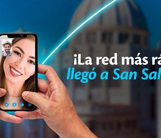 TIGO EL SALVADOR informacion red LTE 4.5