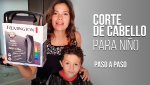 Regala a PAPA una cortadora de cabello REMINGTON