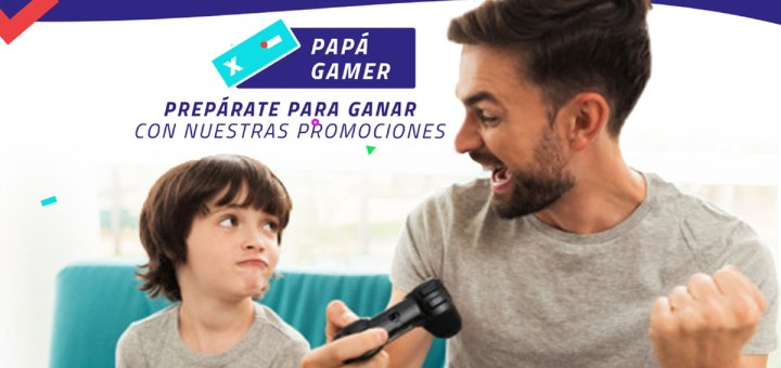 Catalogo de regalos para PAPA gamer 2020 RadioShack