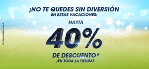 JUGUETON 40% de descuento en Agosto 2020