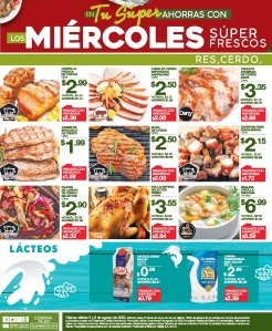 Snacks y Bocadillos frescos Super Selectos (05ago2020)