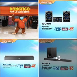 Promociones en almacenes fin de mes Septiembre 2020