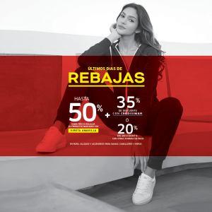 Ultimos dias REBAJAS almacenes Siman (Hasta 50% OFF)