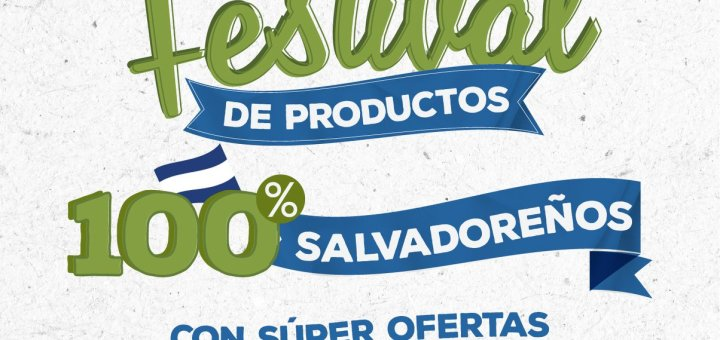 ofertas de productos salvadoreños en super selectos