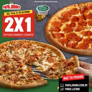 Promocion-PAPA-JOHN-pizza-el-salvador-2x1-1