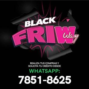 productos agencias way black friday 2020