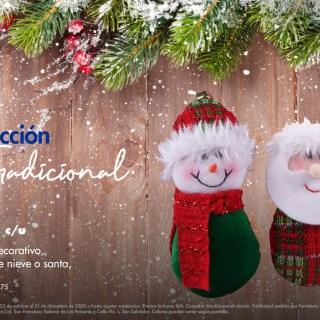 Adornos decorativos de navidad 2020 ferreteria epa el salvador