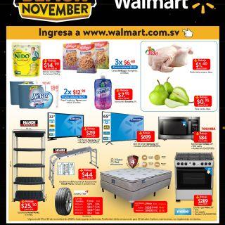 Folleto-de-ofertas-black-november-2020-Walmart-el-salvador