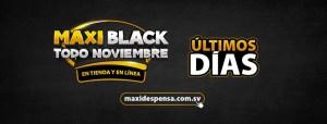 Ultimos dia maxi despensa black friday november 2020