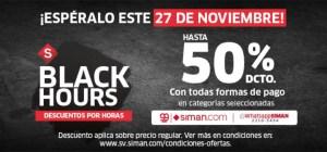 descargar folleto SIMAN black friday 27nov2020