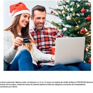 compras tasa cero navidad 2020 omnisport