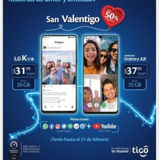 Descuento-san-valentin-2021-en-celulares-tigo-el-salvador