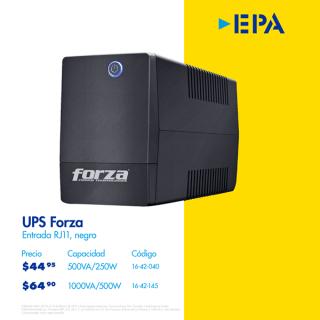 Precio-de-UPS-forza-en-ferreteria-epa-san-miguel-para-protejer-equipo-electricos-y-computadoras