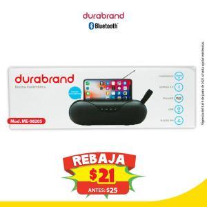 Maxi-Despensa-rebajas-bocina-portatil-e-inalambrica-DURABRAND-junio-2021