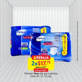WALMART-rebaja-Panales-para-adultos-TENA-SLIP-deals-junio-2021