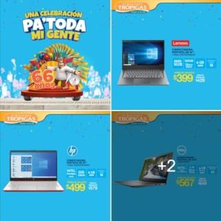 catalogo de computadoras y laptops almacenes tropigas 2021