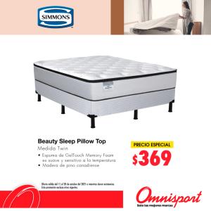 Super-oferta-de-cama-de-lujo-twin-simmons-omnisport-Octubre-2021