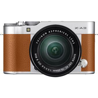 Fujifilm X-A3 + XC 16-50mm F3.5-5.6 OIS – Camel