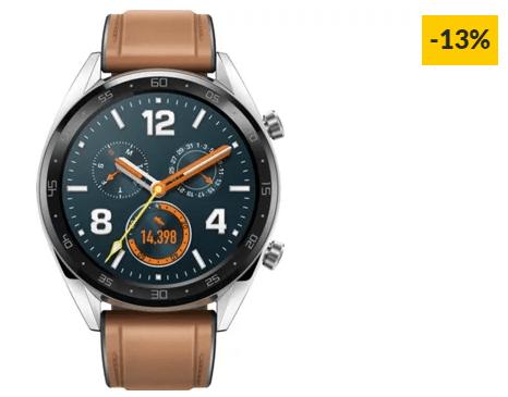 Smartwatch HUAWEI Watch GT Classic Castanho