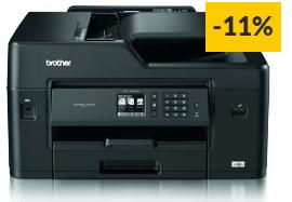 Impressora Multifunções BROTHER MFC-J6530DW A3