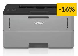 Impressora Laser BROTHER HL-L2350DW