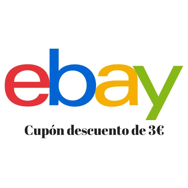 Cupón descuento Ebay
