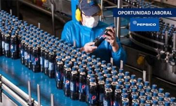Empleos Mexico en Pepsico para personal sin experiencia aquí