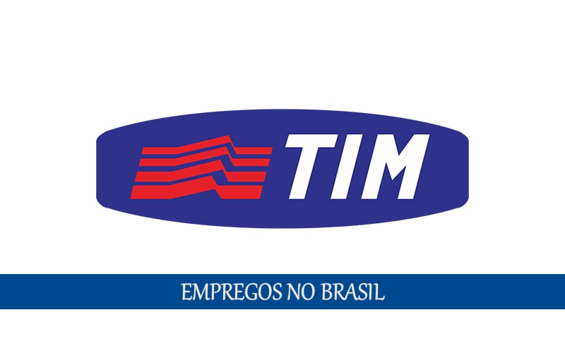 TIM Brasil abre mais de 500 vagas para pessoas inexperientes