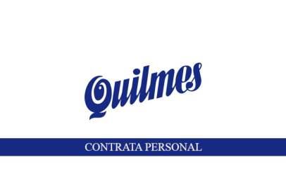 Quilmes contrata personal con o sin experiencia en Argentina