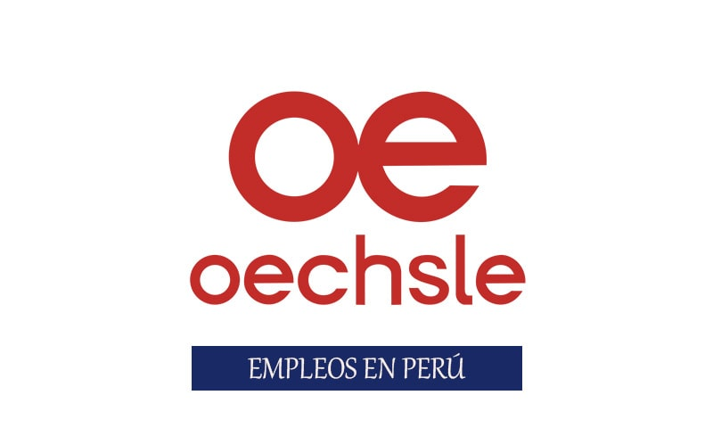 Trabajo disponible en Oechsle para personal sin experiencia