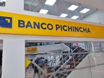 Banco Pichincha contrata personal con o sin experiencia