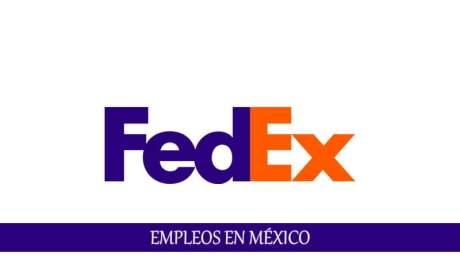 Empleo en FedEx México para personal con o sin experiencia
