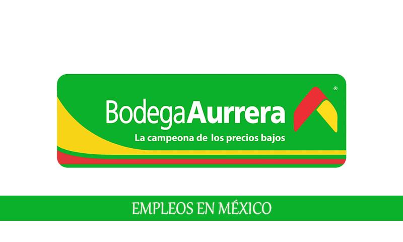 Empleos en Bodega Aurrera para personal con/sin experiencia