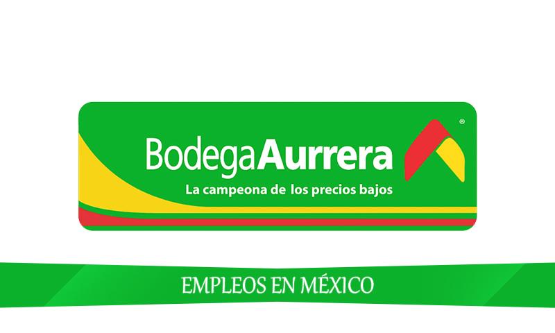 Bodega Aurrera solicita personal con o sin experiencia