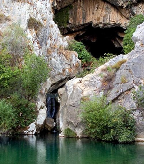 Cuevas turismo