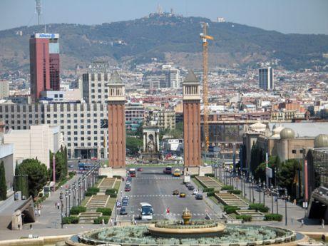 Vive Barcelona intensamente