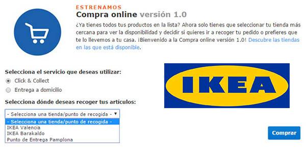 Ikea Estrena El Servicio De Compra Online En España