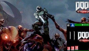 Nuevo Doom Para Playstation 4 Y Xbox A Precio Infernal