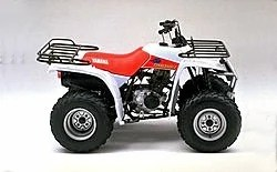 Yamaha Timberwolf 2x4 Specifications Off Road