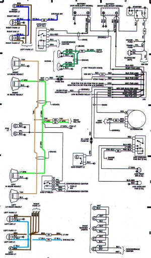 Car Design News: gmc wiring diagram