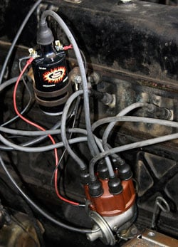 Project Fj40 Cruiser Ignition System Upgrade Off Road