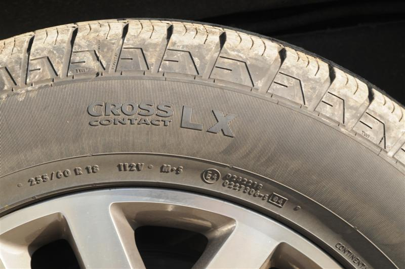 Continental Crosscontact Lx 25560r18 112v