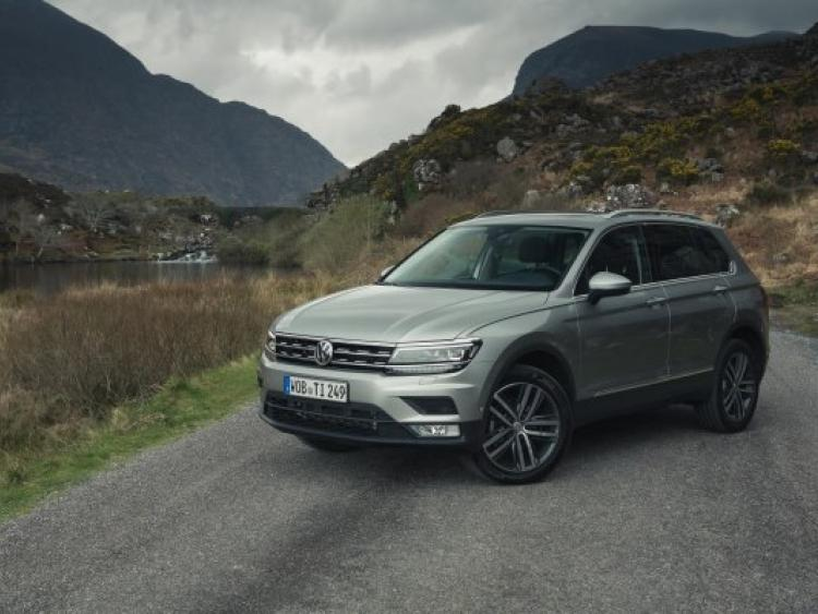 Volkswagen Tiguan receives the German Design Award 2017
