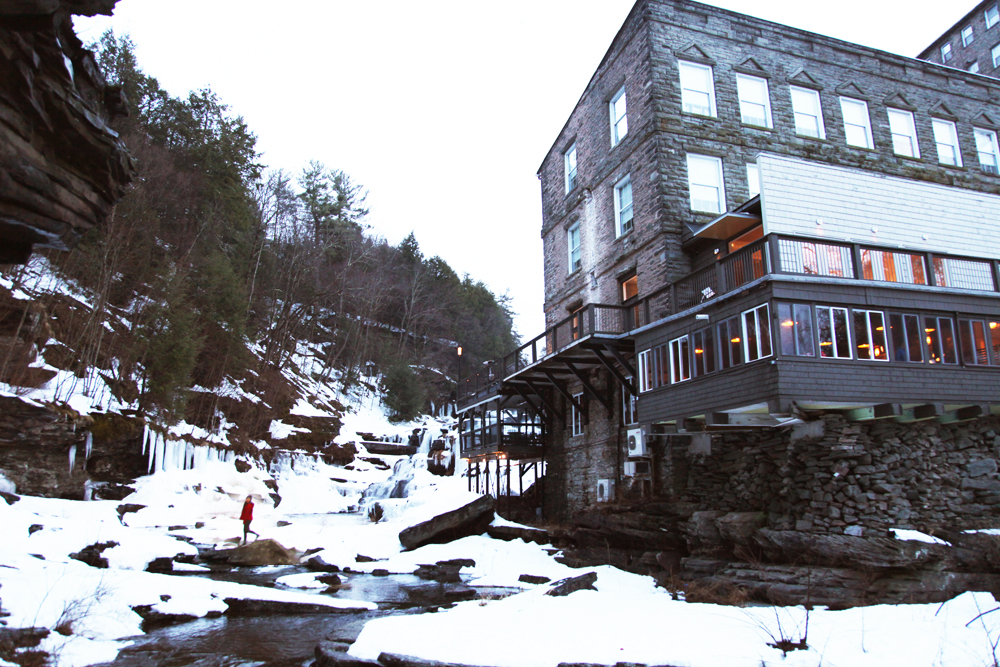 Ledges Hotel:  The perfect Luxury in the midst of Nature