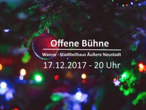 Weihnachtsbühne 2017 7